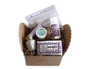 Spa Gift for Women / Spa Kit Sample Set