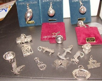 Charms, Your Choice, Each Priced The Same, One each style