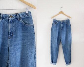 high waist jeans - 10 L