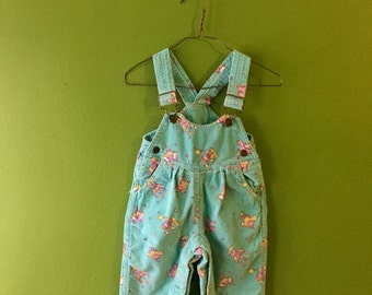 Hush Puppies Clown Overalls