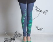 Wild Herbs - leggings