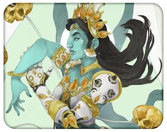 Shy & Coey: Goddess (Print), Symmetra from Overwatch