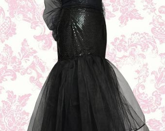 Stunning Sequin Prom, Starlet, Wedding, Home Coming, Debutante, Red Carpet Ball Gown Dress