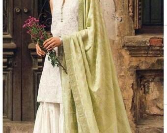Zara Shahjahan Lawn 2017, shalwar kameez, women clothing, colorful kameez, pakistani/indian/bengali clothes, ethnic clothes