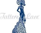 Tattered Lace Die  Essentials - Eliza