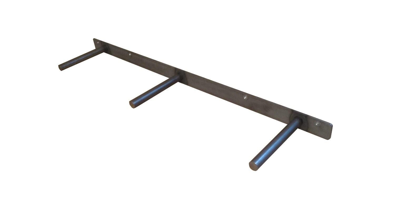 32 heavy duty floating shelf bracket. Black Bedroom Furniture Sets. Home Design Ideas