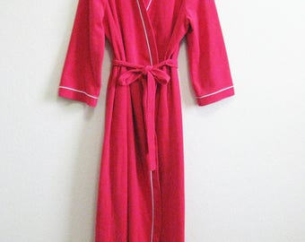 Soft Pink Robe Large Vanity Fair - Warm and Cozy