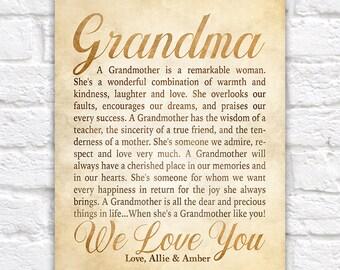 Wanderingfables for Letter to grandma from grandson