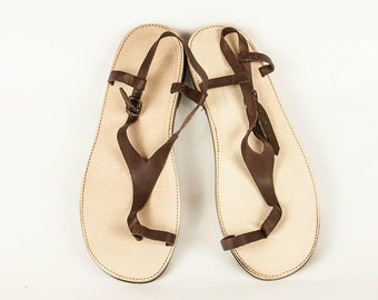 Traditional Leather Sandals Handmade in Portugal