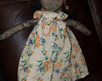 Primitive Handmade Bella Doll