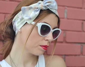 Turban Headband, Hair Accessories, Gifts For Her, Turbans, Workout Head Scarf, Floral Headbands, Woman Head Scarf, Linen Head Wrap, Pin Up