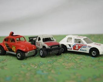 Hot Wheels - Matchbox - Baja - Rally - Racing Diecast Toys