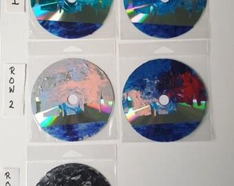 CD art of the NYC Skyline