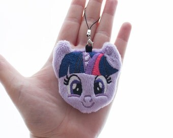 Twilight Sparkle Plush Charm