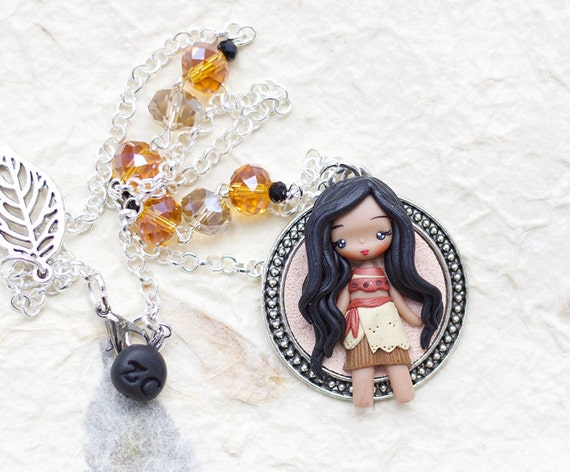 Hand Made Moana Necklace