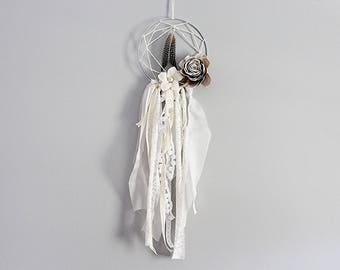 Dream Catcher Wall Hanging, Boho Dreamcatcher, Dream Catcher Mobile, Nursery Dreamcatcher