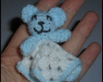 Baby Doll Blanket Miniture