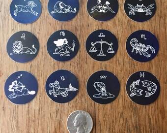 Astrology Sticker Set