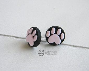 Paw, paw, earrings, earring