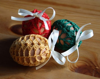 Crochet Easter Egg Covers