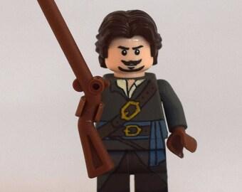 Aramis Custom Lego Minifigure