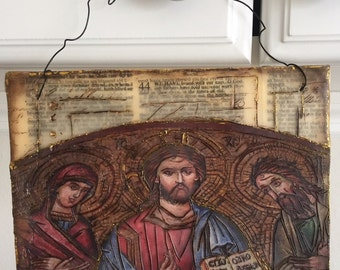 "Jesus ""Mosaic"""