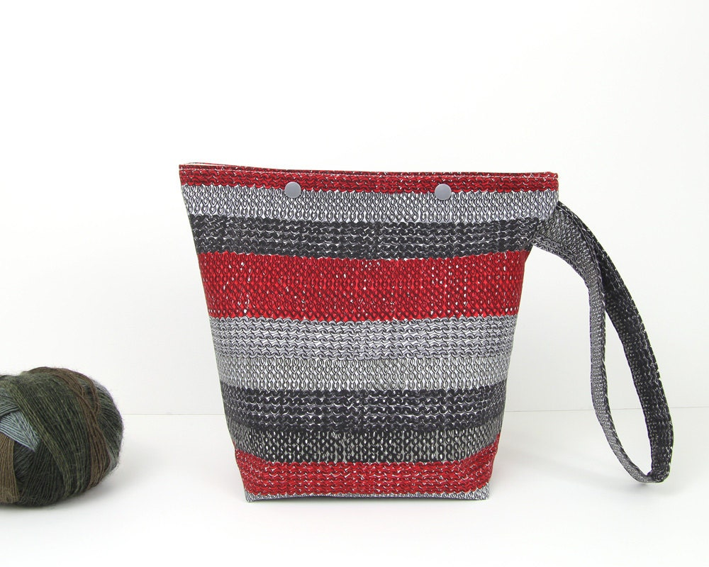 project bag for knitting sock project bag with snaps yarn
