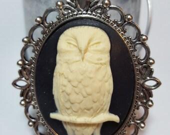 Owl Cameo