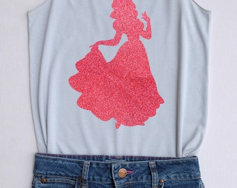 Red Glitter Snow White - Disney shirt,Disney tank top,Princess shirt,Princess tank top,Snow White shirt,Snow White tank top,Snow White gift