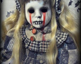 Doll 286 Tears of Blood
