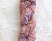 raisin - MCN dk weight yarn - merino cashmere nylon