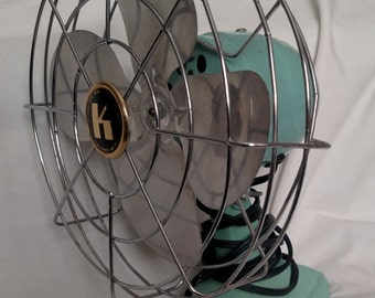 Industrial Fan Sears Roebuck K Table Fan Model 303.80060