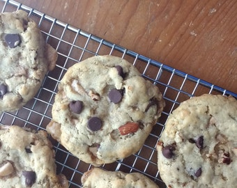 English Toffee Lactation Cookies