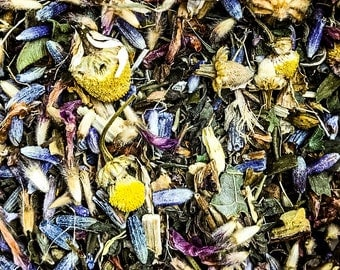 Lavender Dawn Loose Leaf Custom Herbal Teas