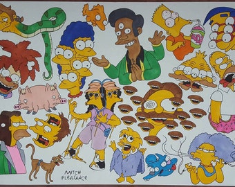 The Simpsons Trip