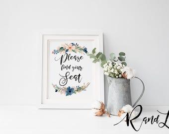 Wedding Sign, Wedding Signs, Wedding Decor,