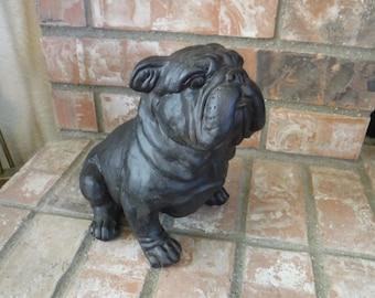 English Bulldog Statue, English Bulldog Statue Suppliers ...