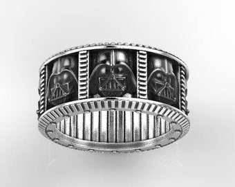 darth vader wedding ring wedding ring wars ring darth vader ring 3313