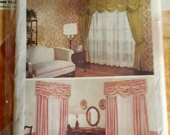 Curtains Ideas austrian valances curtains : Austrian curtain – Etsy