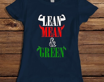 Fitness Shirt for Women - Healthy Vegetable T-shirt - Vegan T-shirt for Her - Women's Workout Shirt - Gym Shirt - Fitness Gifts for Her
