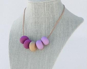 Elegant Handcrafted Necklace - Adjustable Length