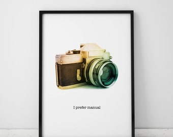 vintage, camera, photographer, leica, photography, pic, printable, printable wall art, poster