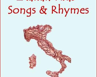 Italian Kids Songs & Rhymes