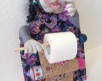 Toilet Paper Doll Etsy