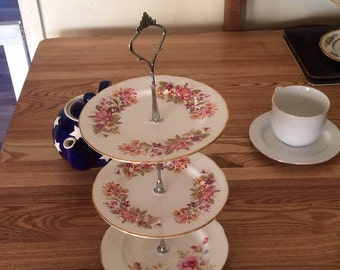 Afternoon Tea - 3 Tier Cake Stand