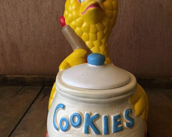 Vintage Big Bird Cookie Jar