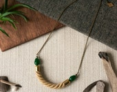 SALE - GIZA Rope Necklace