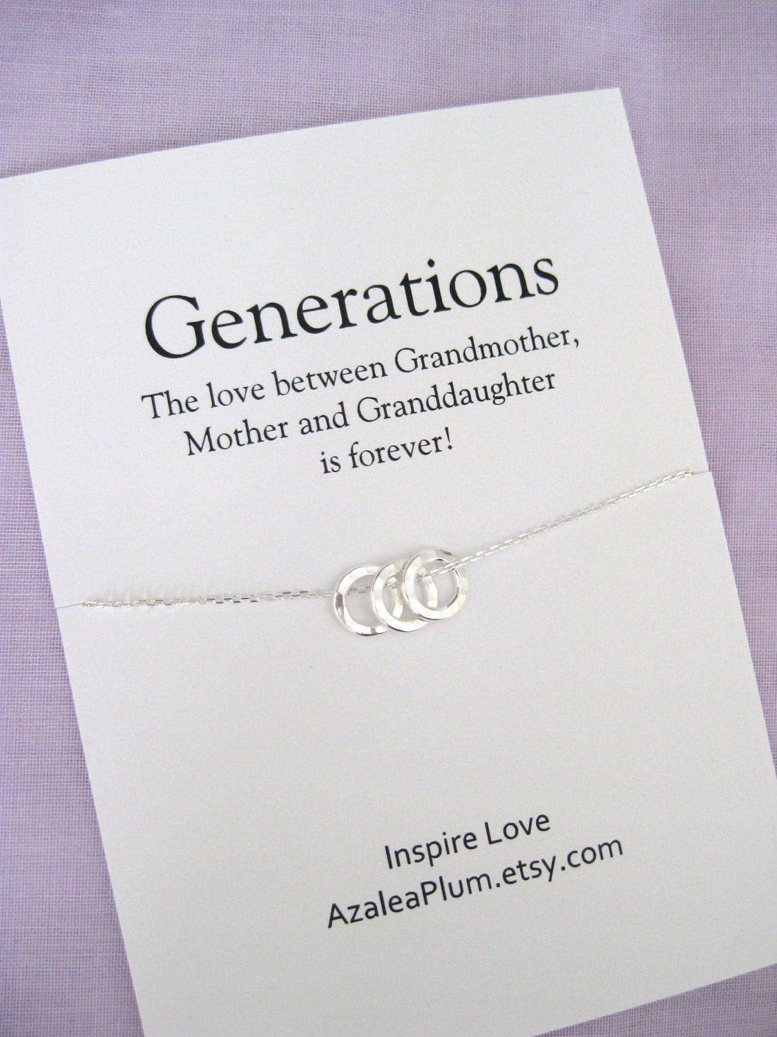 Grandmother gift mom necklace birthday gift for her for What to give grandma for her birthday