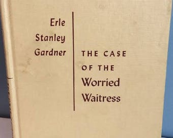 Erle Stanley Gardner, Detective Story, Crime Story, 1966 Book, Vintage Perry Mason