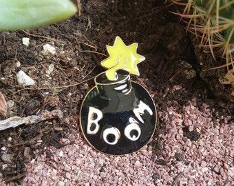 Bomb Enamel lapel Pin